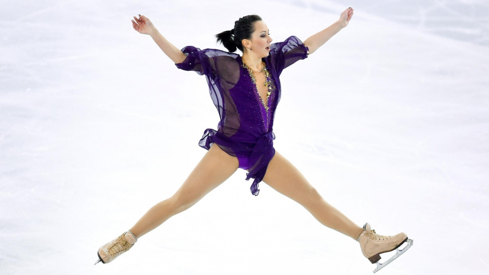 Алена Леонова: «Туктамышева составит серьезную конкуренцию в этом сезоне»