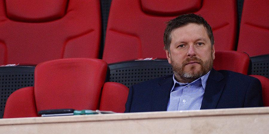 Евгений Кафельников: «Если «Спартак» будет так играть, но ни одного матча не выиграет, я все равно буду доволен»