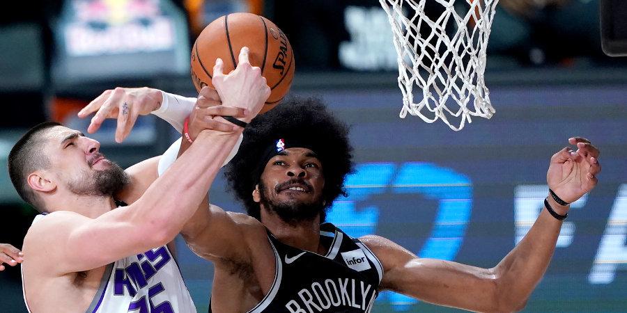 «Бруклин» и «Орландо» вышли в плей-офф НБА