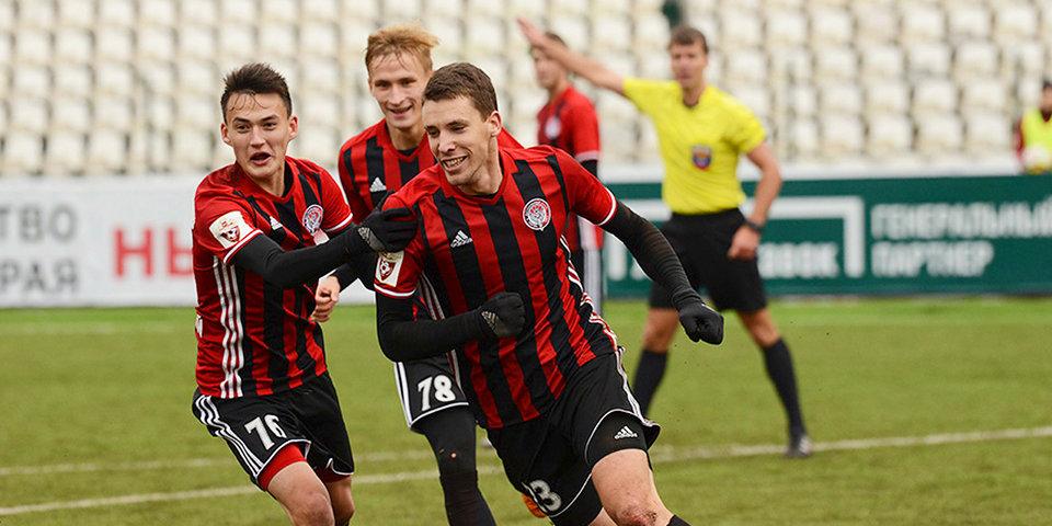 «Амкар» одолел СКА в матче молодежных команд