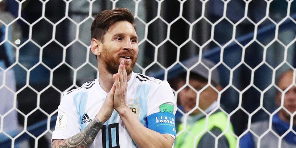 Что нужно Аргентине для выхода из группы? Все расклады