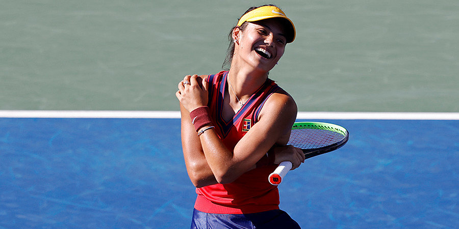 18-летняя Радукану вышла в полуфинал US Open, повторив достижение Шараповой