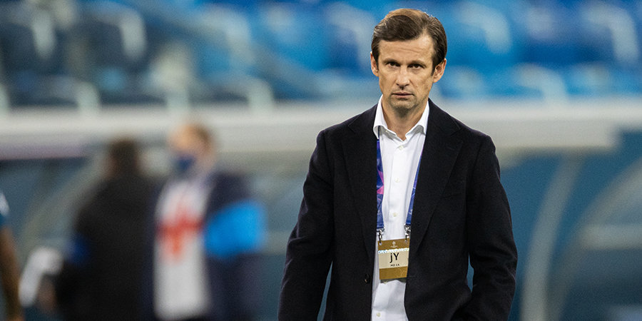 Сергей Семак — о матче с «Краснодаром»: «Играть через три дня на четвертый — нормальная ситуация»