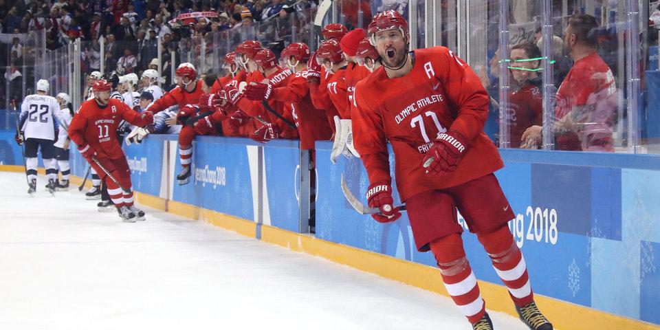 Ковальчук – MVP олимпийского хоккейного турнира