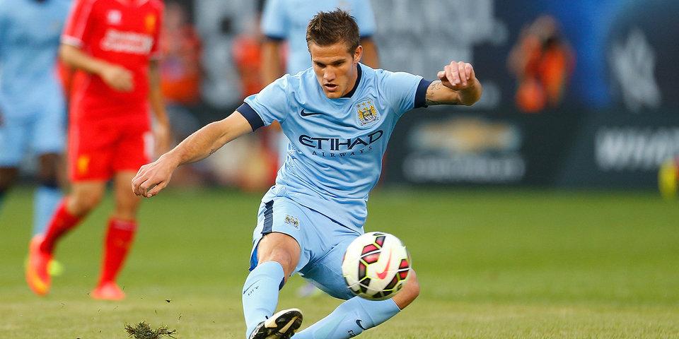 Аргентинский хавбек «Манчестер Сити» перешел в клуб серии А
