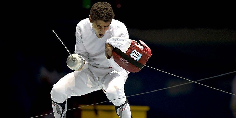 Лифанов занимает 5-е промежуточное место в общем зачете после трех видов олимпийского пятиборья
