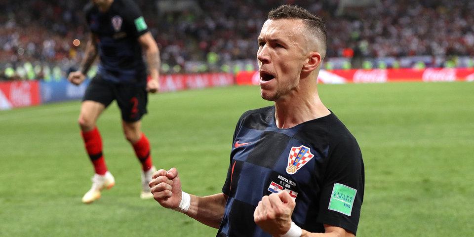 Хорватия не пустила Англию в финал чемпионата мира