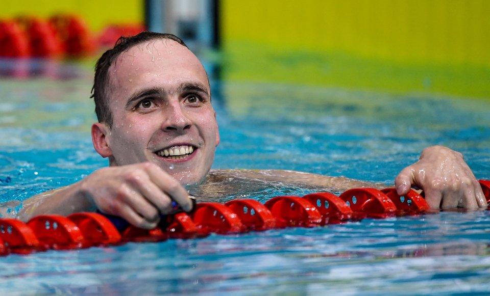 Чупков не ставил цель завоевать олимпийскую медаль на 100 м брассом