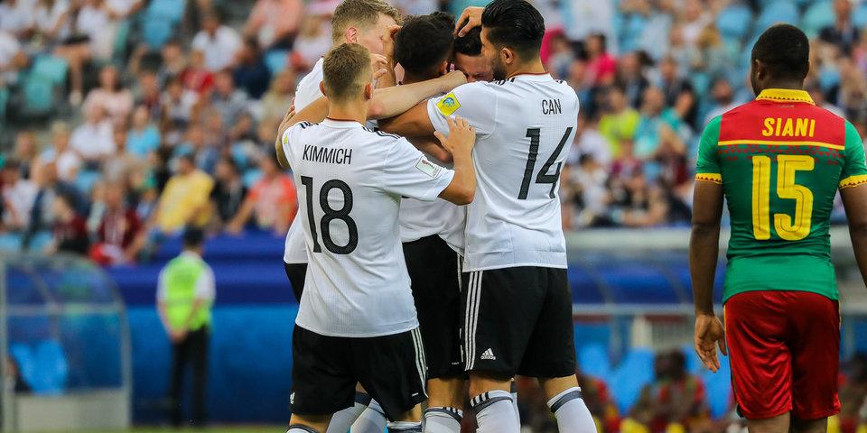 Илкай Гюндоган: «Специальное мобильное приложение серьезно облегчает жизнь сборной Германии»