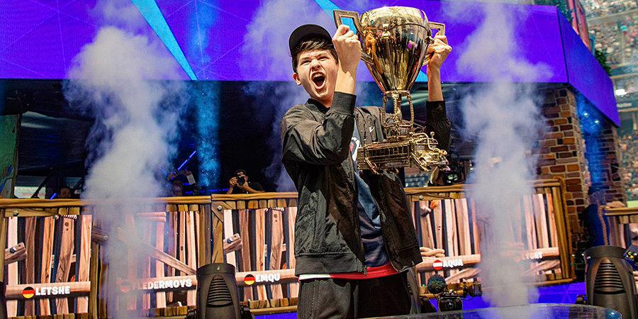 16-летний чемпион мира по Fortnite рассказал, на что потратит призовые