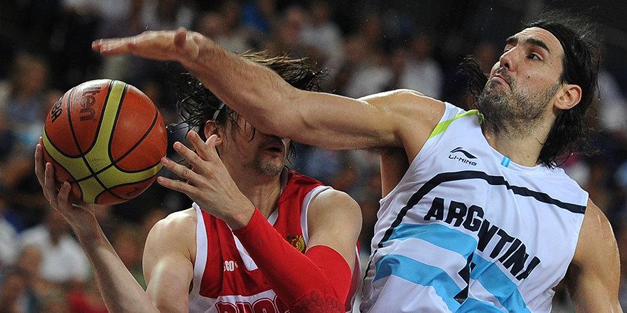 Сборная России против 39-летнего олимпийского чемпиона. Прямой эфир на «Матч ТВ»
