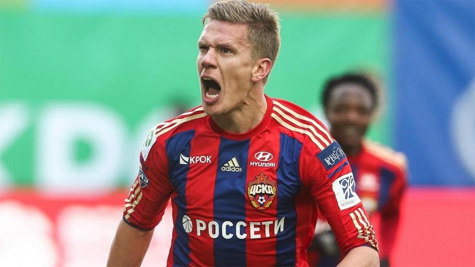 «Зенит» не сумел дожать ЦСКА после удаления Вернблума