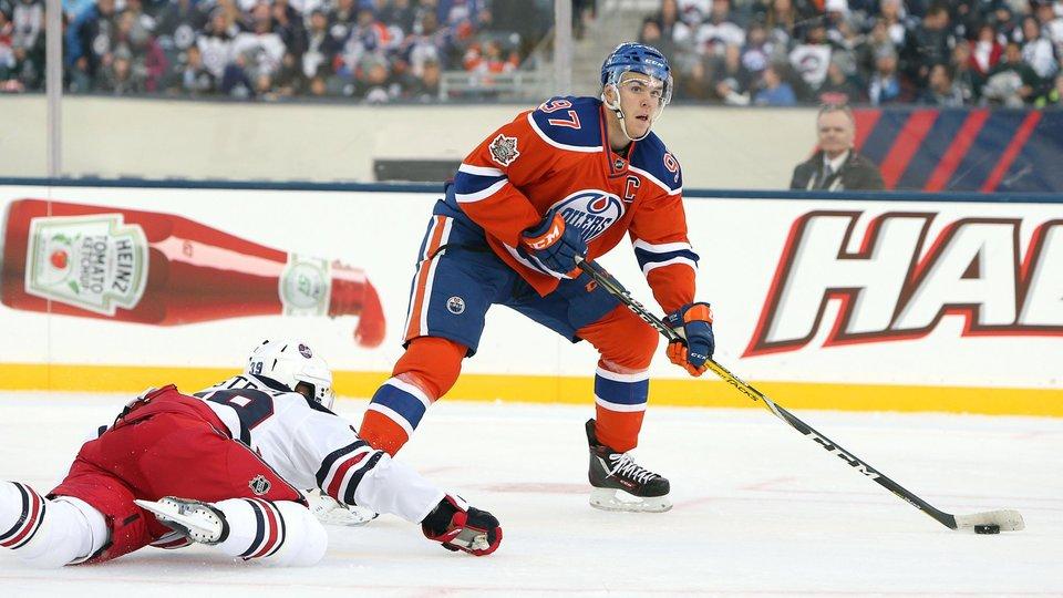 Макдэвид, Маршан и Луонго стали звездами дня в НХЛ