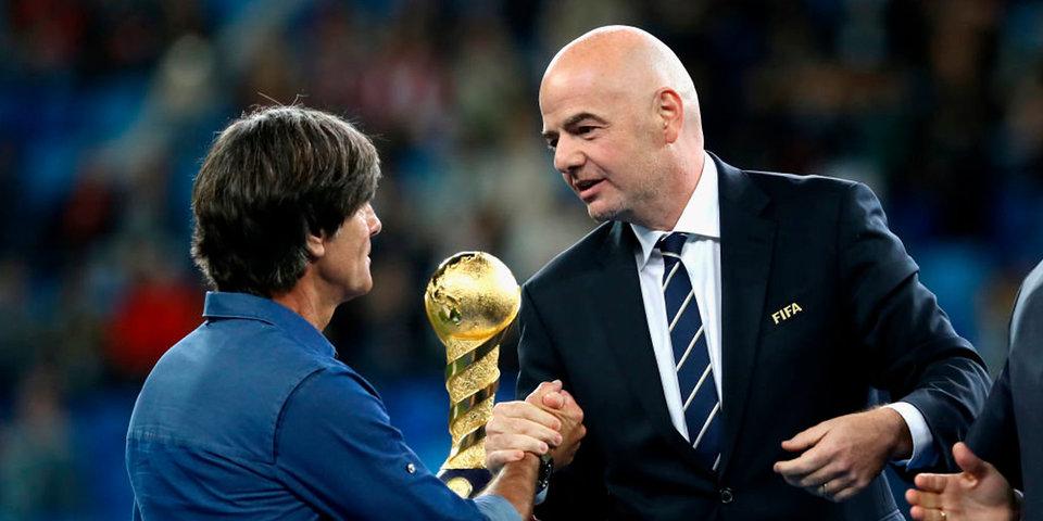 Йоахим Лёв: «Теперь придется подумать, кого из старичков оставить в сборной»