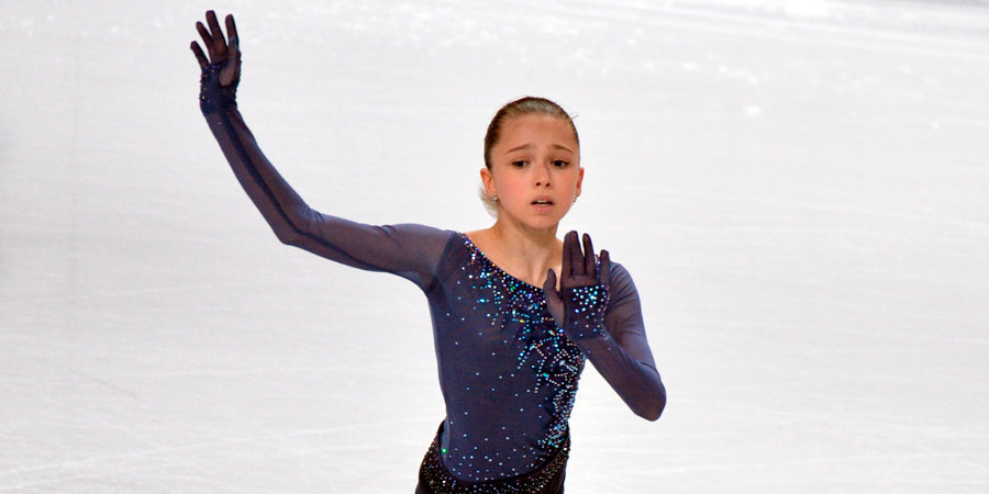 Валиева победила в финале юниорского Гран-при, Усачева — третья