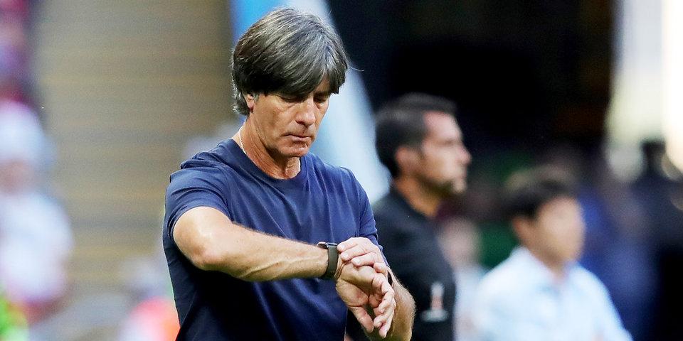 Лев ужесточил дисциплину в сборной Германии