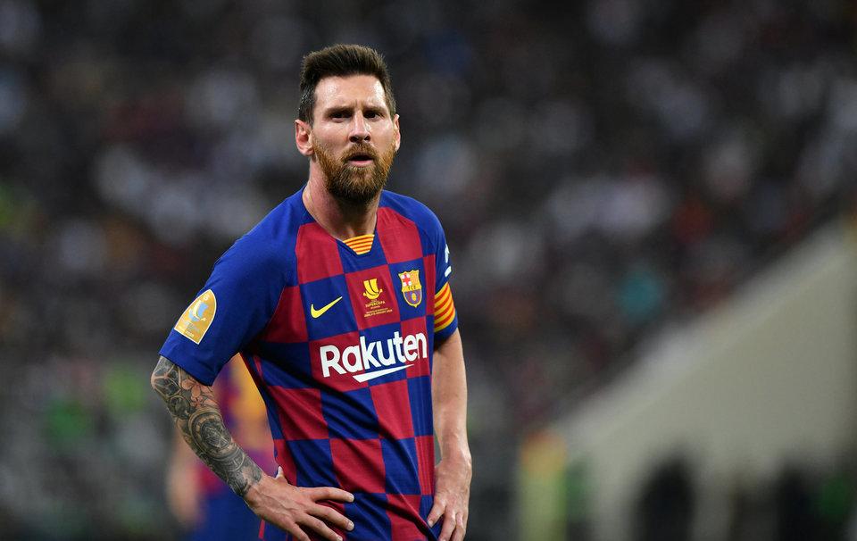 Тренер «Атлетика»: «Какой у «Барселоны» может быть кризис, если у них есть Месси, Гризманн, Ракитич?»