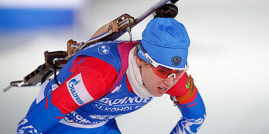 Анастасия Гореева: «Надеюсь остаться в сборной России всерьез и надолго»
