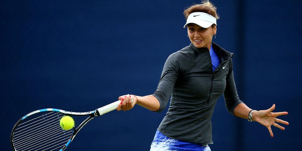 Куличкова сыграет с Севастовой на турнире в Швеции