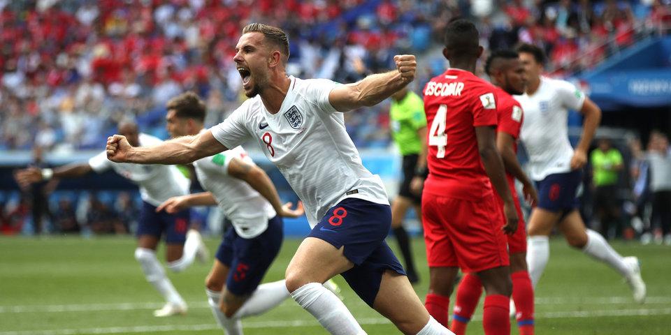 Англия и Бельгия досрочно вышли в плей-офф ЧМ-2018