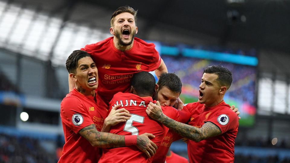 «Ливерпуль» обыграл «Герту» в товарищеском матче в рамках празднования 125-летия клубов