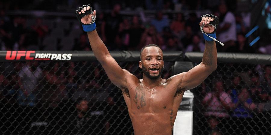 Эдвардс одолел Дос Аньоса на турнире UFC в Сан-Антонио