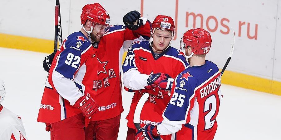 ЦСКА оказался сильнее «Спартака» на Кубке мэра Москвы