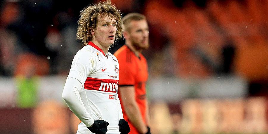 Алекс Крал: «Трансфер в «Спартак» — переход на новый уровень»