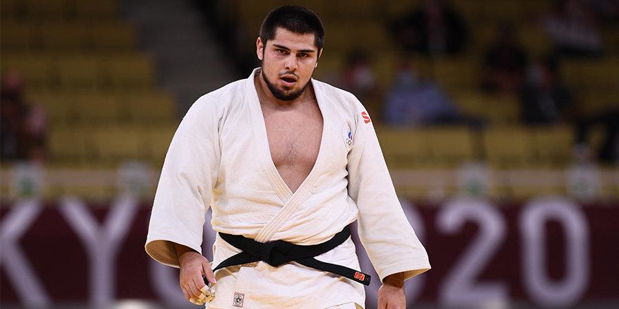 Дзюдоист Башаев поборется за бронзовую медаль Олимпиады