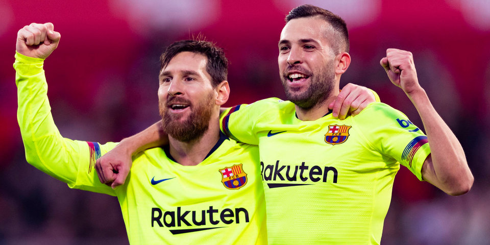 СМИ: «Барселона» нашла замену Альбе в мюнхенской «Баварии»