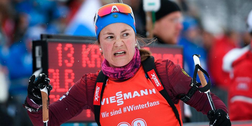 Екатерина Юрлова-Перхт: «Физически отошла от неучастия в Олимпиаде, психологически что-то еще мешает»