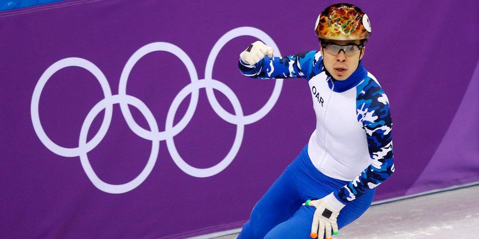 Олимпийский фотовзгляд. День третий. Бронзовый забег Елистратова