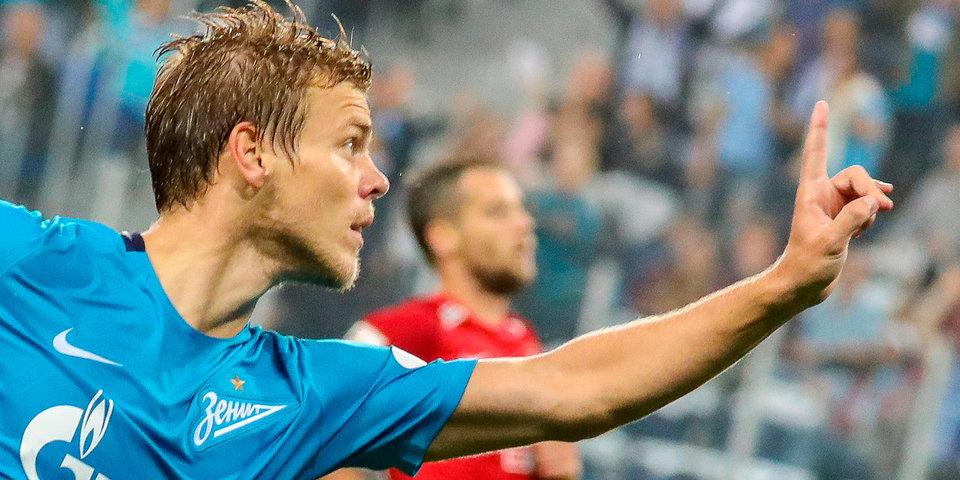Александр Кокорин: «Надо радовать болельщиков голами и доминировать»