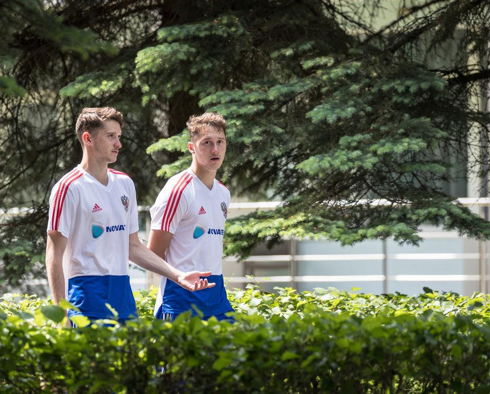 Алексей Миранчук: «Роль запасного? Я рад за команду и за страну»
