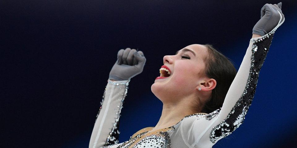 Алина Загитова: «По отношению к Медведевой не испытываю никакого злорадства»