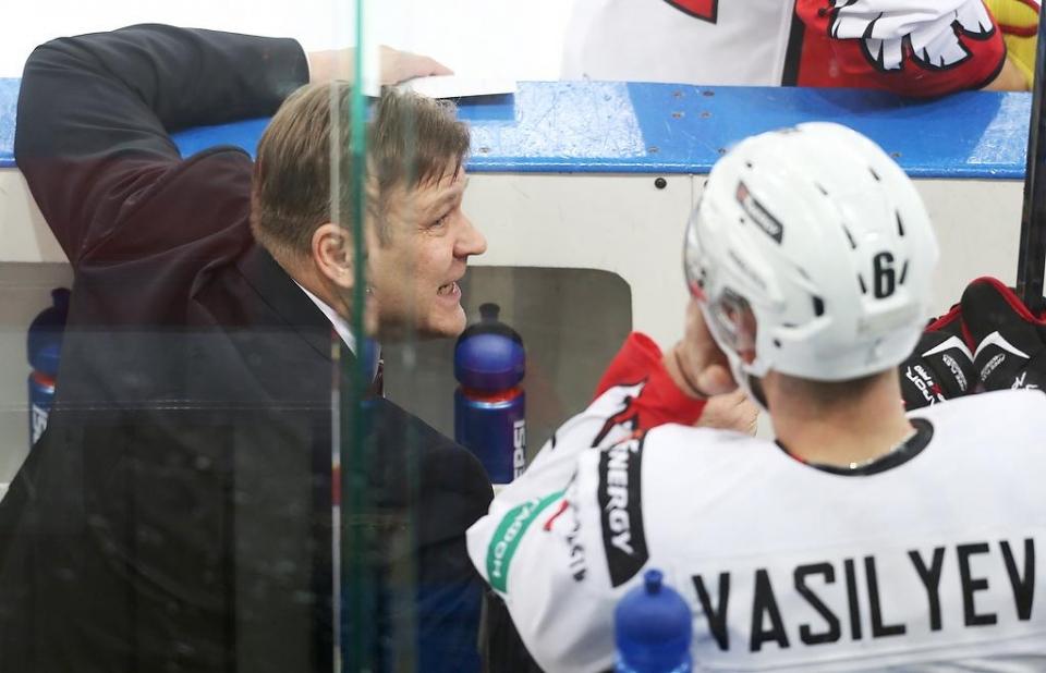 Бывший тренер «Авангарда» напал на прохожего в Хельсинки