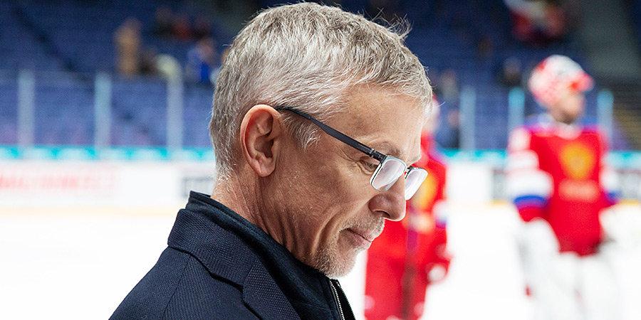 Ларионов вызвал Князева в молодежную сборную России