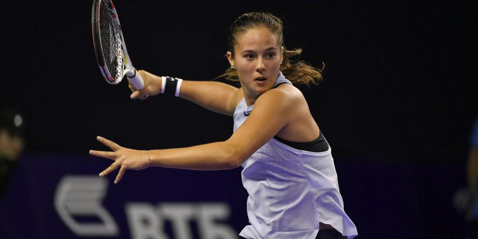 В 2019 году три турнира WTA пройдут в России