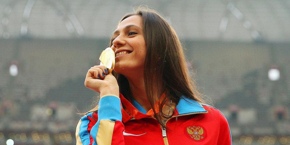 Как Мария Ласицкене стала лучшей легкоатлеткой России