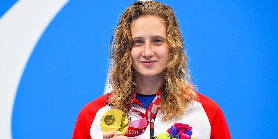 Валерия Шабалина: «Могу поставить себе твердую пятерку за эту Паралимпиаду»