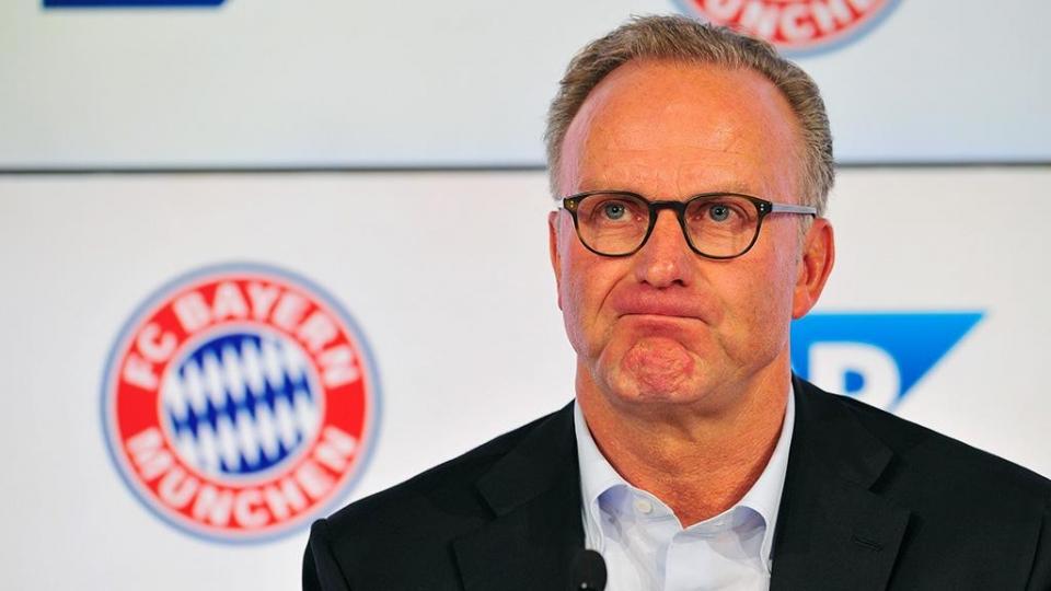 Карл-Хайнц Румменигге: «Если мы хотим выйти в плей-офф, то должны подойти к задаче с высокой концентрацией»