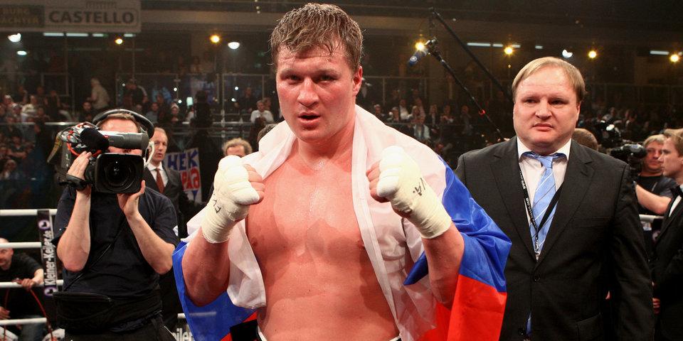 Эдди Хирн: «Поветкин показал себя невероятным боксером»