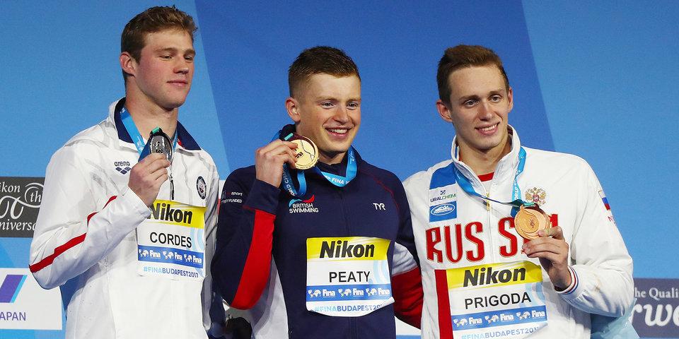 Первая российская медаль в плавании на чемпионате мира в Будапеште