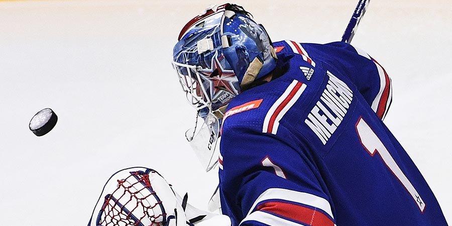 Мельничук, Самонов и другие игроки КХЛ, которые могут дорасти до сборной России