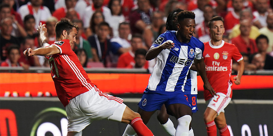 «Бенфика» без боя уступила «Порту», Зе Луиш забил победный. Видео