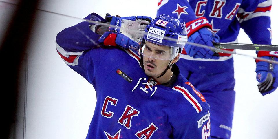 СКА победил в Хабаровске, «Адмирал» переиграл «Витязь»