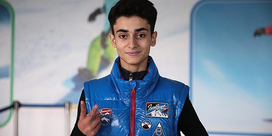 15-летний фигурист Даниелян: «В этом сезоне планирую исполнять два четверных прыжка»