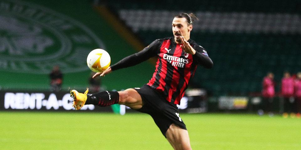 «Милан» хочет сохранить Ибрагимовича