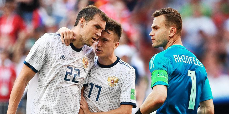 ЦСКА представил превью к матчу с «Зенитом» в виде противостояния Акинфеева и Дзюбы