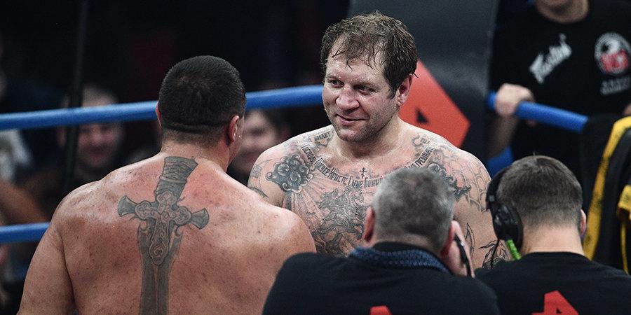 Емельяненко-младший летом проведет боксерский поединок против Минеева